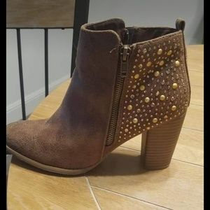 Fall boots from Maurices